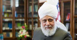 Hazrat Mirza Masroor Ahmad - Khalifatul Masih V