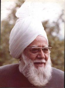 Hazrat Mirza Nasir Ahmad - Khalifatul Masih III