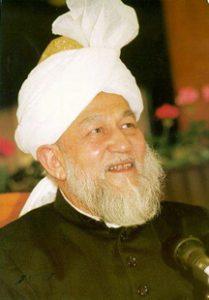 Mirza Tahir Ahmad - Khalifatul Masih IV