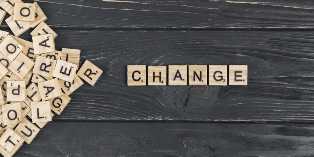Change: What's it all about?