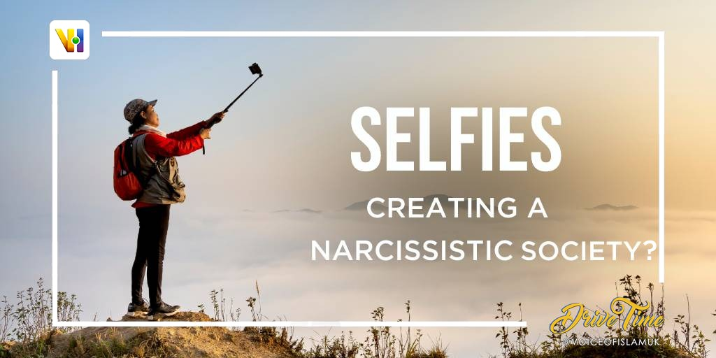 selfies narcissistic society
